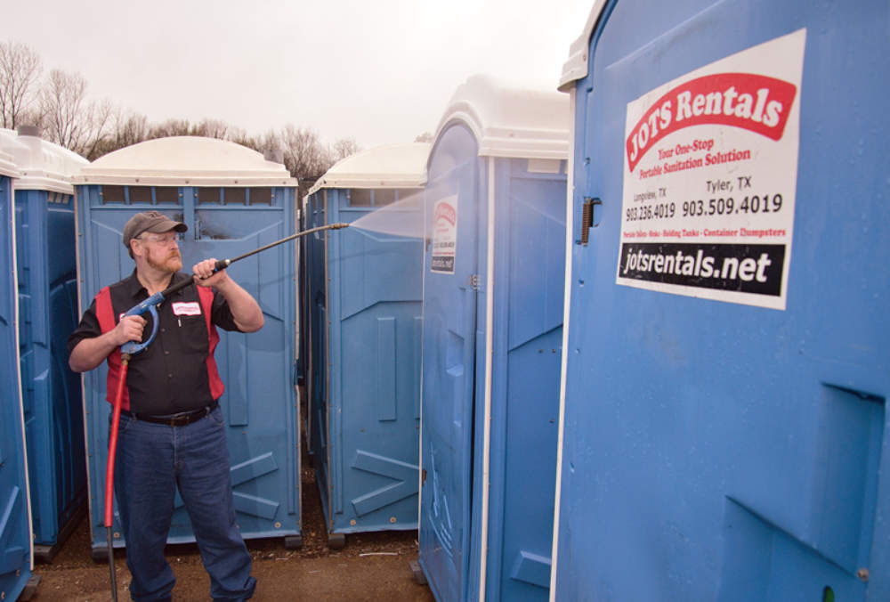 Chris Stuckey Makes His Restroom Company Texas Strong | PRO Monthly