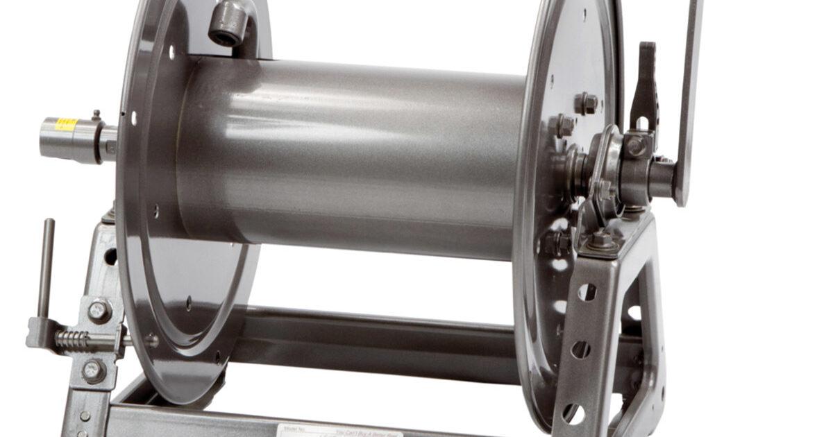 Hose reels hannay reels 1500 series pro monthly for Hannay hose reel motor