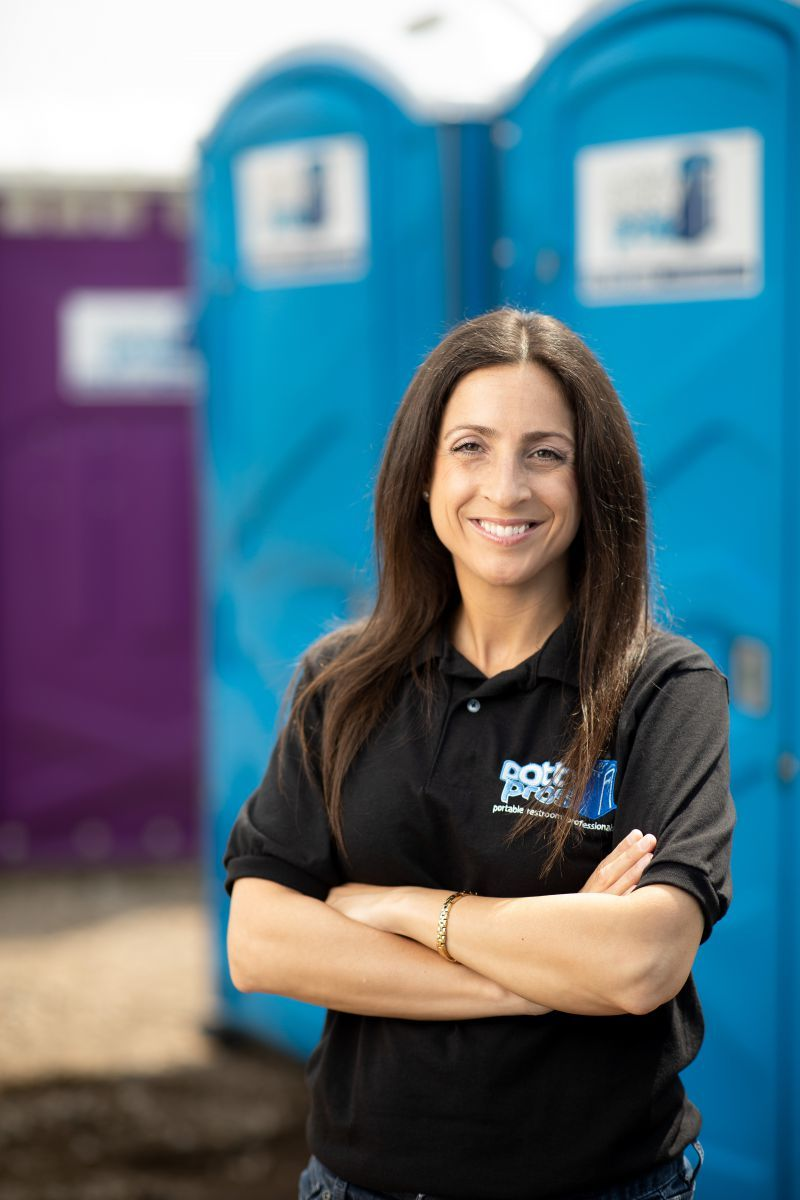 Nicole Murray of Potty Pros in Jackson, New Jersey